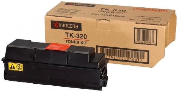 Картридж совместимый Katun TK-320 для Kyocera
