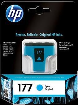 Картридж HP C8771HE голубой оригинальный