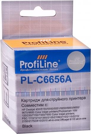 Картридж совместимый ProfiLine C6656A для HP