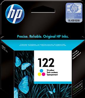 Картридж HP CH562HE трехцветный оригинальный