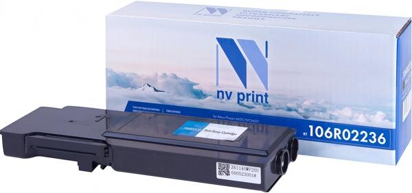 Картридж совместимый NVPrint 106R02236 для Xerox черный