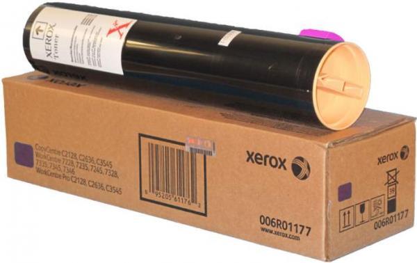 Тонер XEROX 006R01177 пурпурный оригинальный DIL для WCP 7228/35/45/7328/35/45/C2128/2636/3545