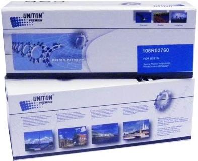Картридж совместимый UNITON Premium 106R02760 синий для Xerox