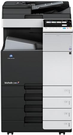 МФУ Konica-Minolta bizhub C308 A3