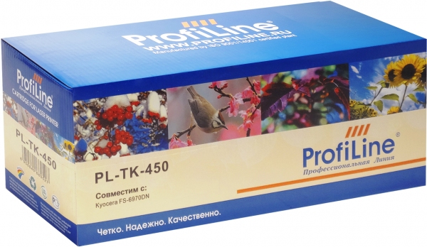 Тонер-кит совместимый ProfiLine TK-450 для Kyocera