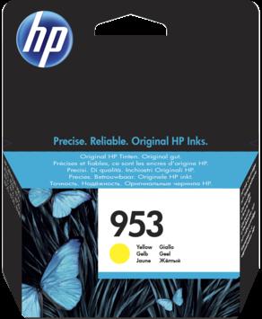Картридж №953 для HP желтый