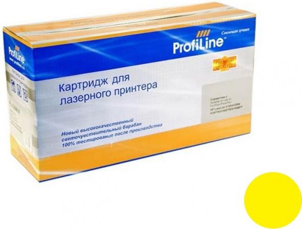 Картридж совместимый ProfiLine Q7582A желтый для HP