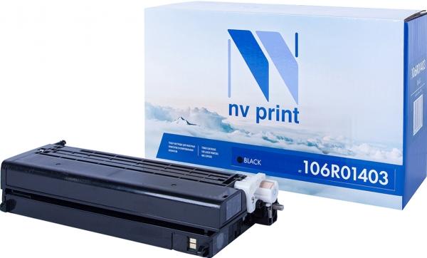 Картридж совместимый NVPrint 106R01403 для Xerox черный