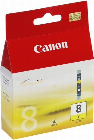 Картридж Canon CLI-8Y желтый совместимый