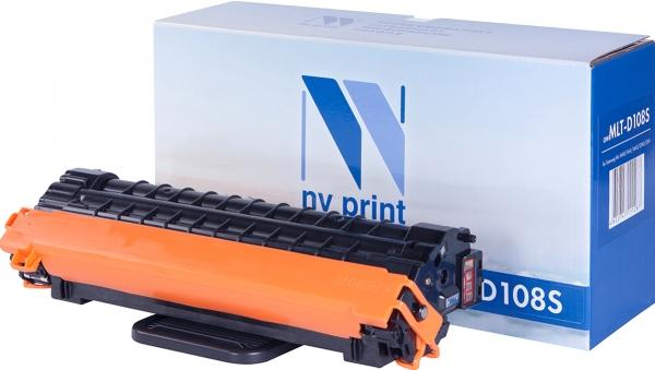 Картридж совместимый NV Print MLT-D108S для Samsung