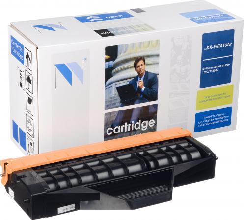 Картридж совместимый NV Print KX-FAT410A для Panasonic