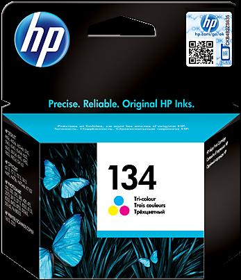 Картридж HP C9363HE трехцветный оригинальный