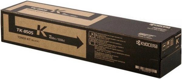 Картридж Kyocera TK-8505К черный оригинальный