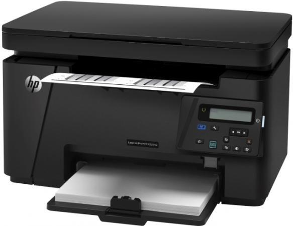 МФУ HP LaserJet Pro M125rnw