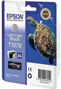 Картридж EPSON T15794010 светло-серый оригинальный