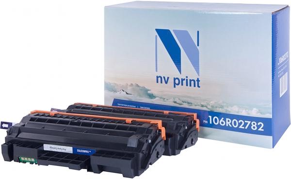 Картридж совместимый NVPrint 106R02782 для Xerox