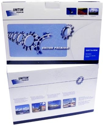 Картридж совместимый UNITON Premium Q2671A (309A) синий для HP
