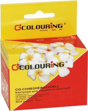 Картридж совместимый Colouring CH563HE №122XL для HP