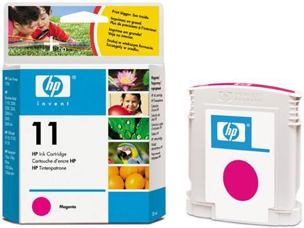 Картридж HP C4837AE пурпурный оригинальный