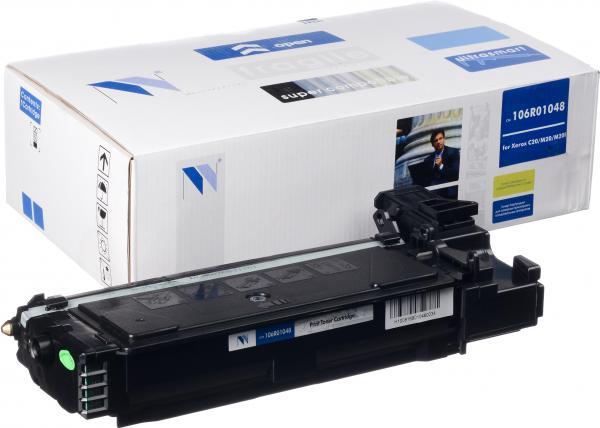 Картридж Xerox 106R01048 совместимый NV Print