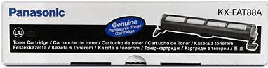 Тонер-картридж совместимый Fortuna KX-FAT88A для Panasonic