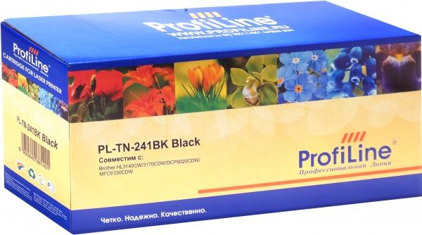 Картридж совместимый ProfiLine TN-241Bk для BROTHER