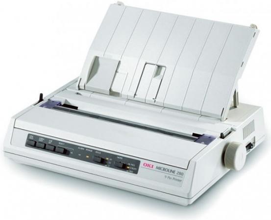 Принтер матричный OKI ML280EL-EURO