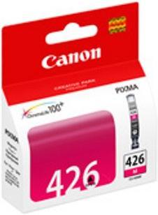 Картридж совместимый Ink CLI-426 M красный для CANON