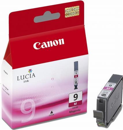 Картридж Canon PGI-9M пурпурный оригинальный