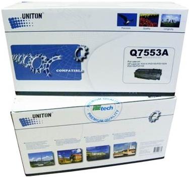 Картридж совместимый UNITON Premium Q7553A для HP