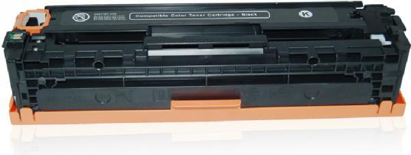 Картридж HP CF380A черный совместимый SuperFine