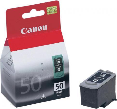 Картридж совместимый PG-50 черный для CANON