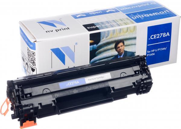 Картридж совместимый NV Print CE278A для HP