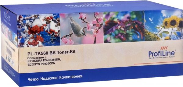 Тонер-кит Kyocera TK-560K Black ProfiLine (совместимый)