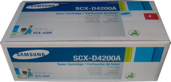 Картридж Samsung SCX-D4200A оригинальный
