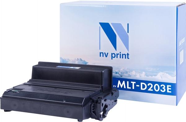 Картридж совместимый NV Print MLT-D203E для Samsung