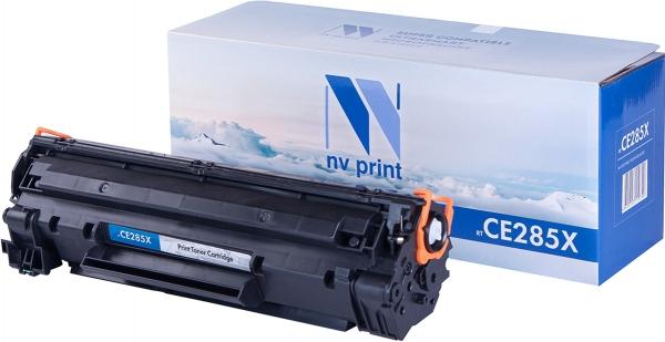 Картридж совместимый NVPrint CE285X для HP