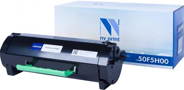 Картридж совместимый NVP 50F5H00 для Lexmark