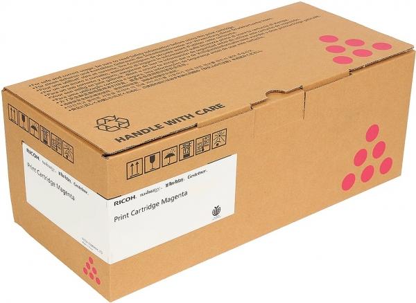 Принт-картридж SP C352E для Ricoh LE малиновый