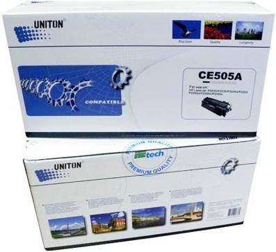 Картридж совместимый UNITON Premium CE505A для HP