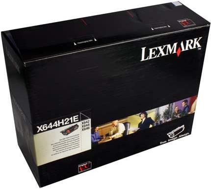 Картридж Lexmark X644H21E оригинал