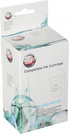 Картридж совместимый 15M0120 трехцветный для Lexmark