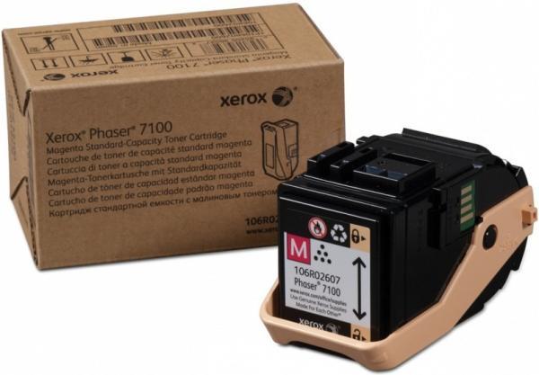 Картридж XEROX 106R02607 пурпурный оригинальный