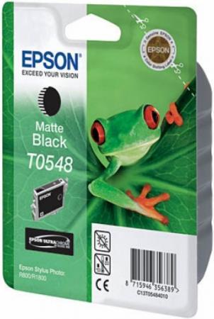 Картридж Epson C13T05484010 матовый черный оригинальный