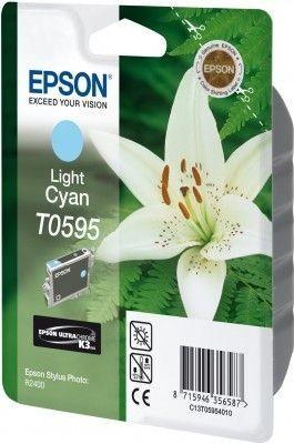Картридж EPSON T059540 светло-голубой оригинальный