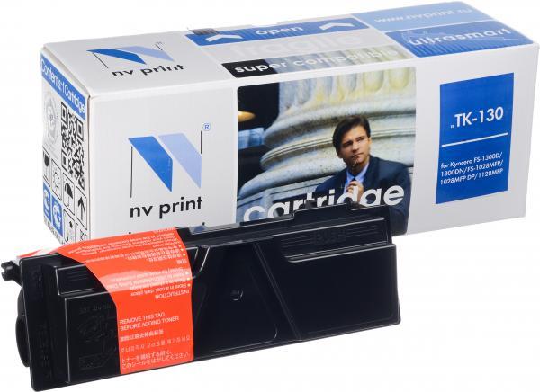 Картридж Kyocera TK-130 совместимый NV Print