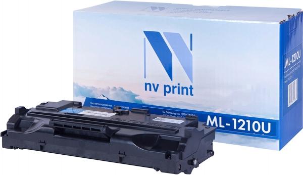 Картридж совместимый NVPrint ML-1210 UNIV для Samsung и Xerox