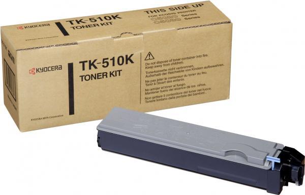 Картридж Kyocera TK-510K черный оригинальный