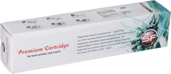 Картридж совместимый SuperFine KX-FAT411 для Panasonic