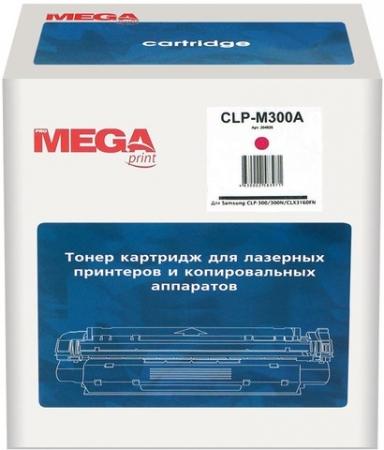 Тонер-картридж совместимый MeGa print CLP-M300A пурпурный для Samsung